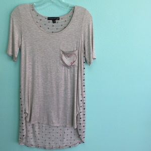 """Last One"" Boutique Hi Low Tunic! Beautiful!"