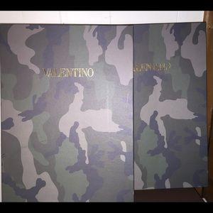 Valentino Accessories - Valentino Army Design Box -16x11.25x1.75
