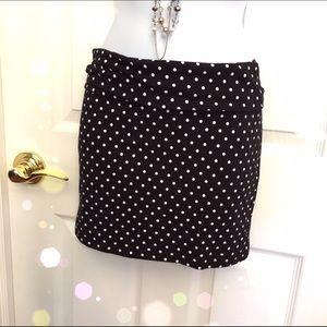 Dresses & Skirts - Polka Dot Skirt
