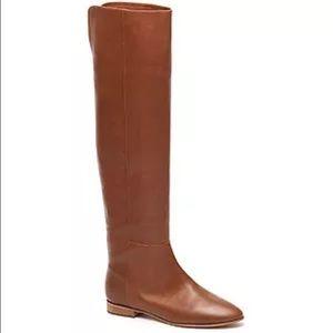 "Loeffler Randall ""Milou Flat Zip Boot"" size 7"