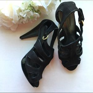 Christian Siriano Shoes - Christian Siriano // Payless Strappy High Heels