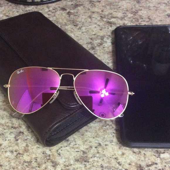 1953a54390247 Ray ban Aviator rb3025 pink magenta flash 112 4T. M 57363e8bc284567a4100bb2a