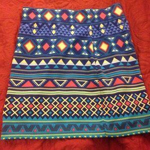 Dresses & Skirts - Aztec skirt