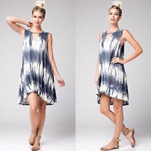 Tops - Tie Dye Tunic/Dress