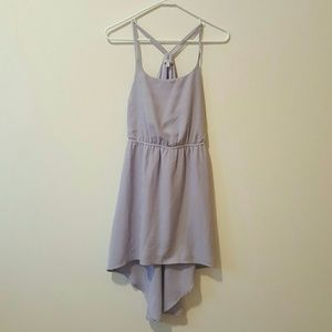 Charlotte Russe Dresses & Skirts - Purple High Low Dress