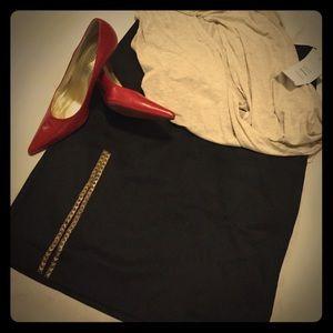 Allison taylor  Dresses & Skirts - Black pencil split skirt
