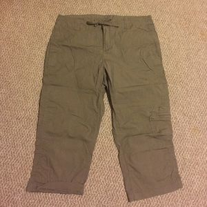 Danskin Now Pants - Girls Danskin Now Capris - khaki
