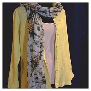 Accessories - The Pineapple Scarf - back in stock