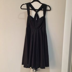 French Connection Sweetheart Dress