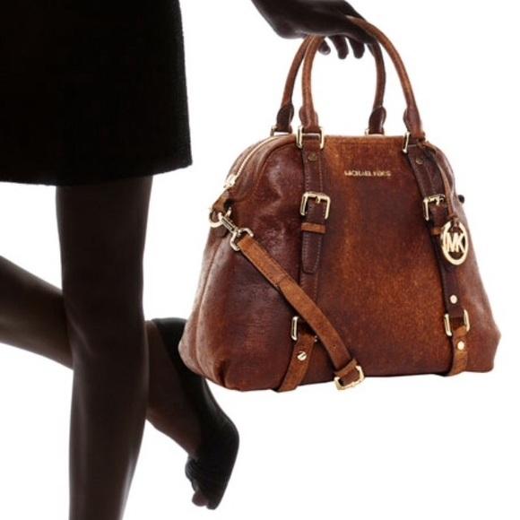 50b11b8019af Michael Kors Bedford Ostrich purse. M_5736a3986a583065df03dc3e