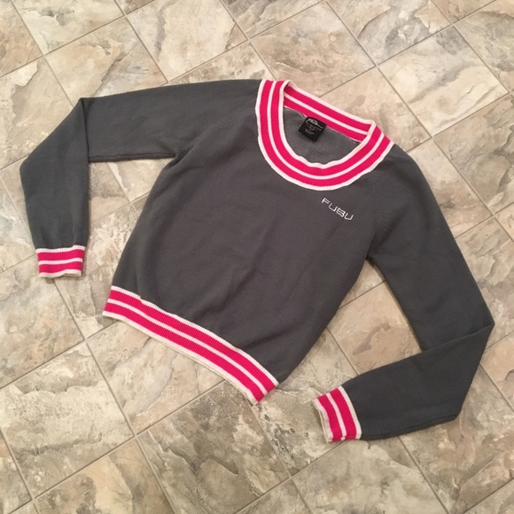 39% off FUBU Sweaters - FUBU VINTAGE sweater from Katy ✨posh ...