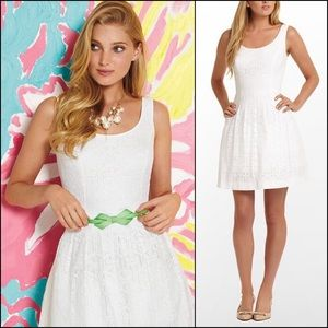 NWT Lilly Pulitzer Posey Lace Dress