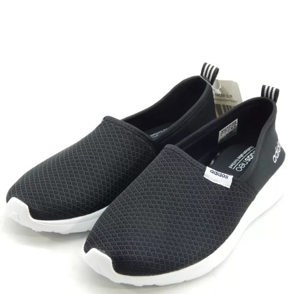 adidas neo lite racer slip on casual blue