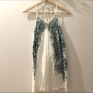 o neil long dress xs