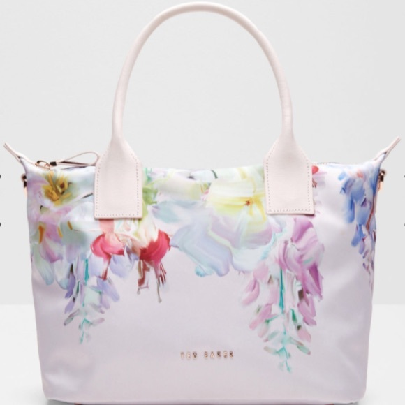 3338cda120cdd2 Ted Baker Hanging Garden Nylon Sml Tote. M 573711cdf0137df11a04533f. Other  Bags you may like. Ted Baker Akija Quilted Bow Backpack