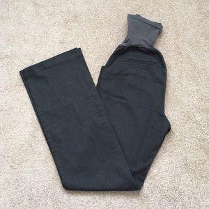 Charcoal Grey Maternity Pants
