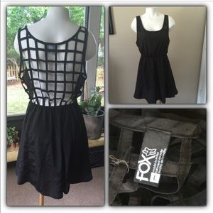 fox racing Dresses & Skirts - Fox Racing Black Dress