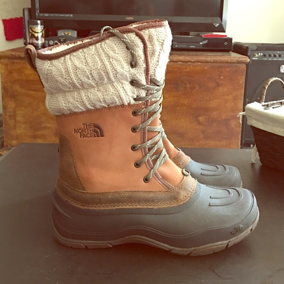 d79845c13 The North Face Shellista Lace Mid Winter Boot