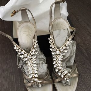 Giuseppe zanotti shoes size 37