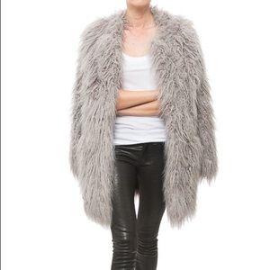 Smythe Jackets & Blazers - New Smythe Chubby Mongolian Fur! Make a statement!