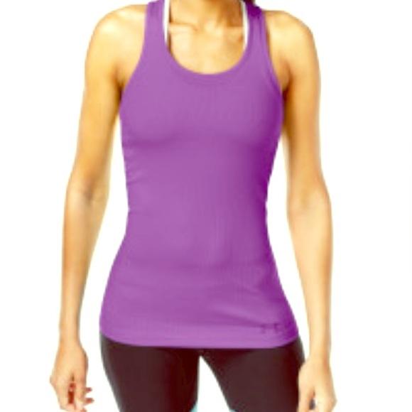 c0db696105263 Royal purple workout tank top. M 573761f02fd0b751d50068c0