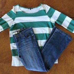 Anchor Blue Denim - Anchor Blue boot cut jeans
