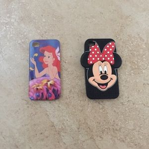 Accessories - Disney iPhone 4/4s cases
