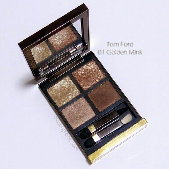 Tom Ford Makeup Golden Mink Eyeshadow Quad Poshmark