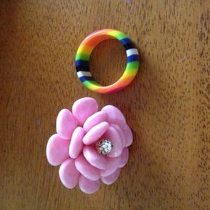 Jewelry - 2 ring bundle
