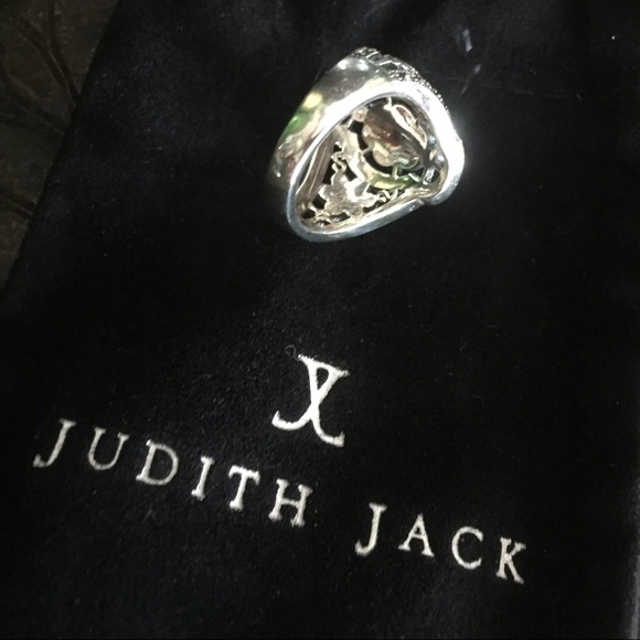 how to clean judith jack marcasite jewelry