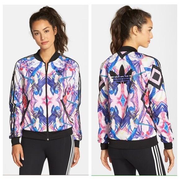 adidas giacche & cappotti ottico firebird traccia giacca x poshmark