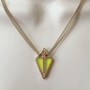 NWT Urban Outfitters Arrow Necklace
