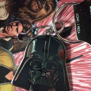 Star wars key ring!