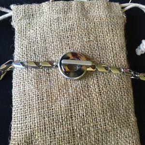 Ben-Amun Jewelry - Ben Amun chocker with tortoise toggle closure