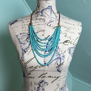 Jewelry - Layered Turquoise Necklace