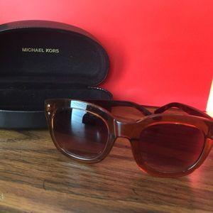 "Michael Kors ""Faith"" Sunglasses"