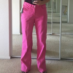 N.Y.L.A. Pants - NEW bright pink 🌺trouser - N x D 🍷 Y J cool ☀️