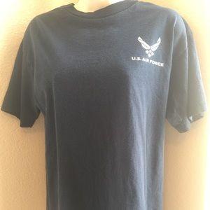 Tops - Air Force short sleeve tee size medium