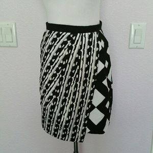 Peter Pilotto for Target Dresses & Skirts - Peter Pilotto black and white multi-print skirt