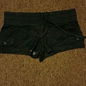 Navy comfortable shorts!