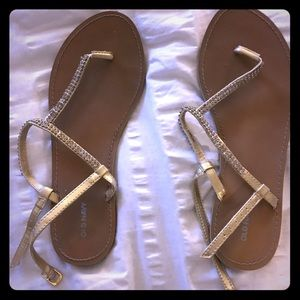 Old Navy Sandles. Size 7
