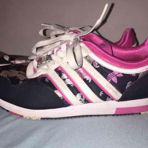d8a36e61686 Adidas Shoes - Missy Elliot Respect Me Shoes