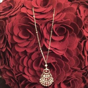 Neiman Marcus Jewelry - Chandelier necklace from Neiman Marcus
