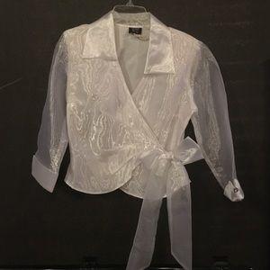 Tops - Evening wear blouse