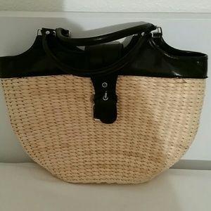 san Diego Hat company Handbags - San Diego Hat Company Woven Straw Bag