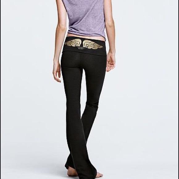 60% off Victoria's Secret Pants - X-long VS yoga pants from Shayla ...