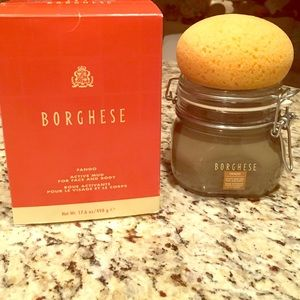 Other - BORGHESE Fango- active mud for face & body
