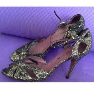 Jean Michel- Cazabat Shoes - 🔥JEAN Michel-Cazbat Glitter Evening Shoe
