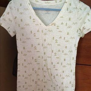 Tribal Print Tshirt
