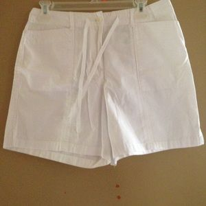 white stag shorts on Poshmark